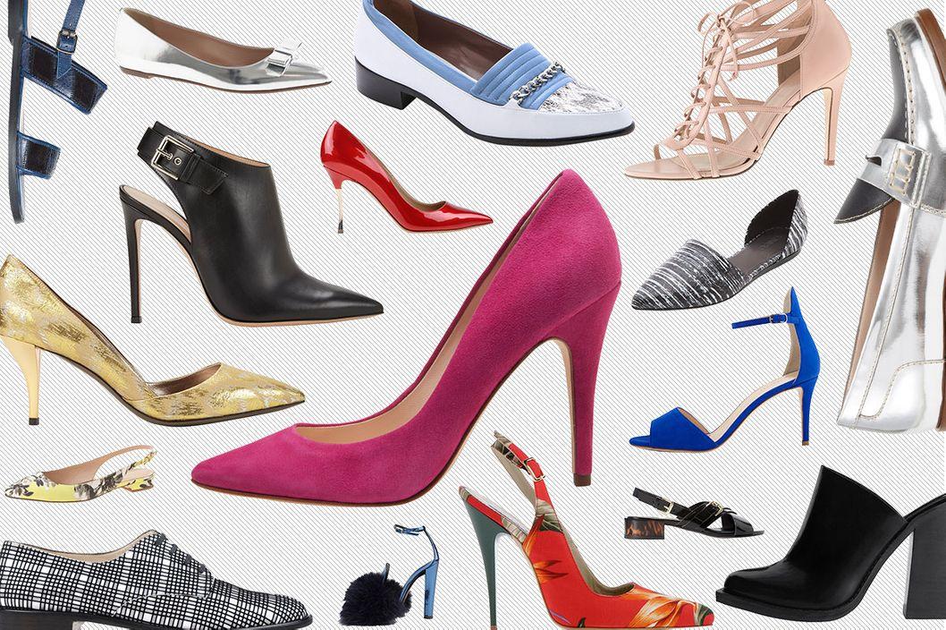 Buy a shoe. Shoes