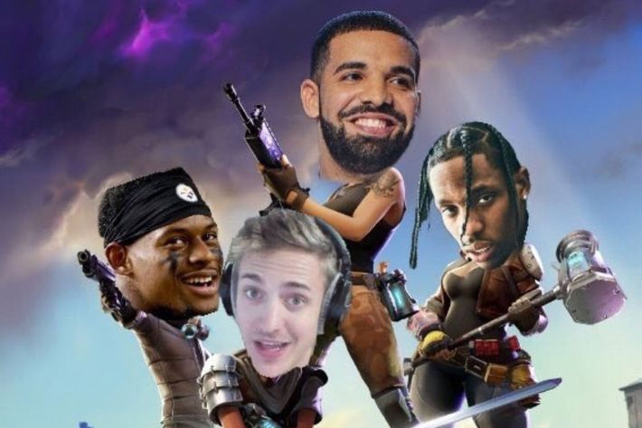 Image result for drake and ninja
