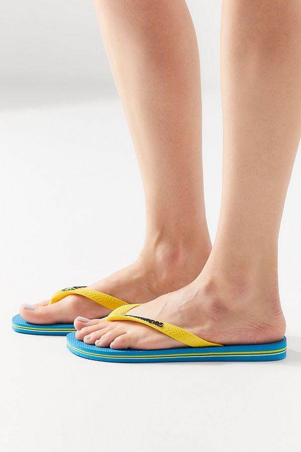 Havaianas Brazil Logo Flip-Flop