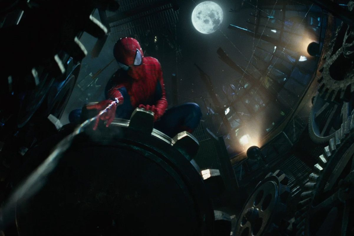 did you see amazing spider-man 2? read about the weirdest debate in
