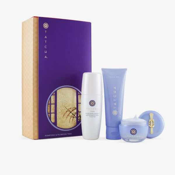 Tatcha Purifying and Plumping Trio Set