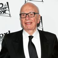 Rupert Murdoch attends the 20th Century Fox And Fox Searchlight Pictures' Academy Award Nominees Celebration at Lure on February 24, 2013 in Hollywood, California.