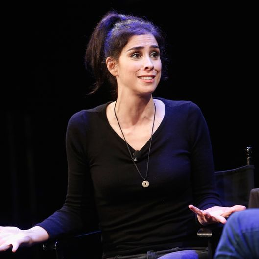 The New Yorker Festival 2016 - Sarah Silverman Talks With Andy Borowitz