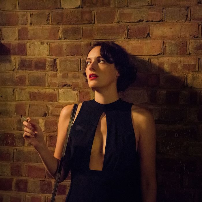 Image result for Fleabag jumpsuit