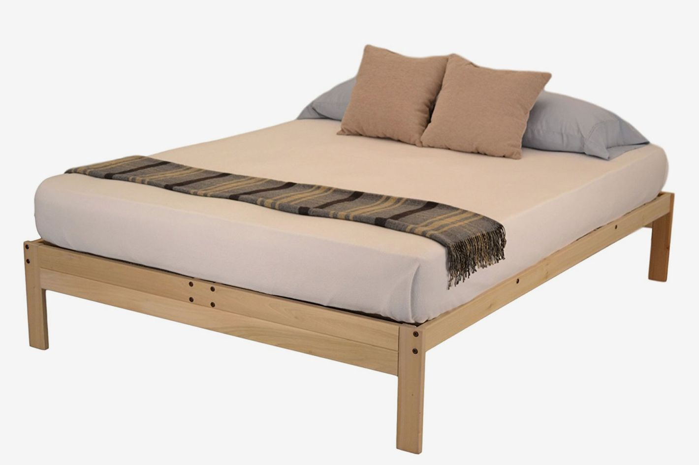 KD Frames Nomad 2 Platform Bed, Queen