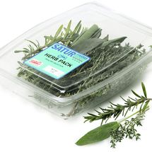 Satur Farms Local Sage, Rosemary, and Thyme Herb Trio