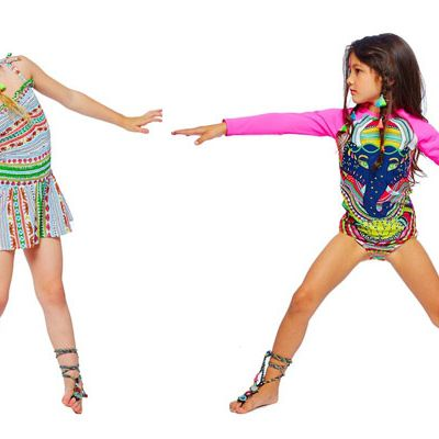 Mara Hoffman x J Crew Is Like Coachella for Kids