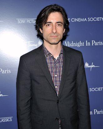 Writer/director Noah Baumbach attends The Cinema Society & Thierry Mugler screening of