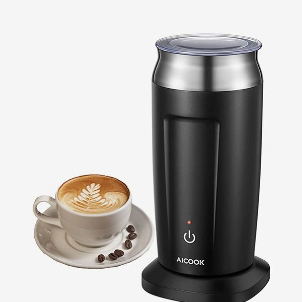 AICOOK Electric Milk Frother