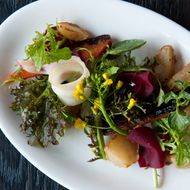 How about some vegetable escabeche?
