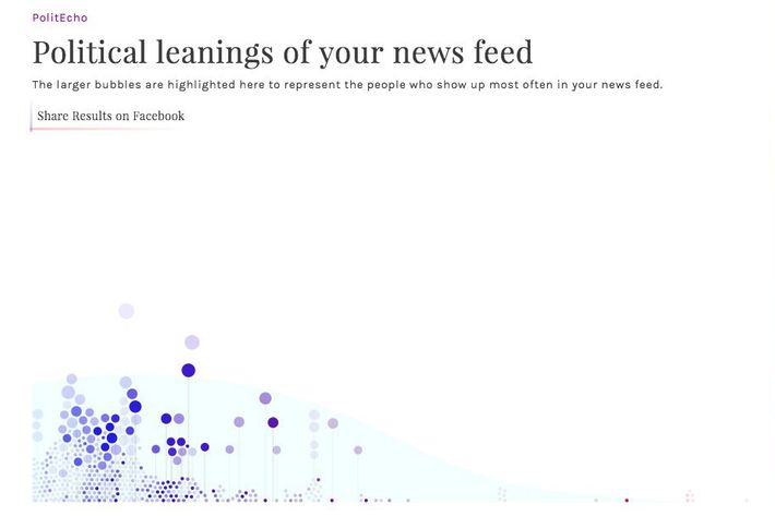 A Browser Extension That Shows You Your Filter Bubble