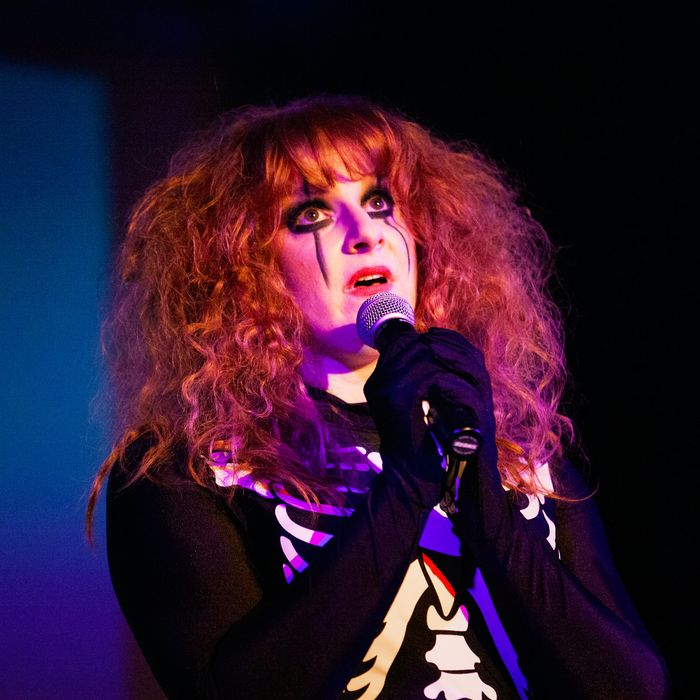 How Was Your Week Live - Julie Klausner, Ted Leo, Jake Fogelnest, Danielle Henderson, Nellie McKay - The Bell House, Brooklyn - June 1, 2014