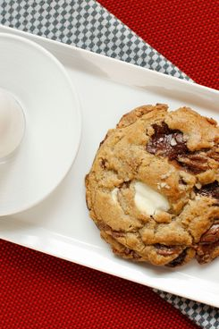 Untitled's excellent cookie.