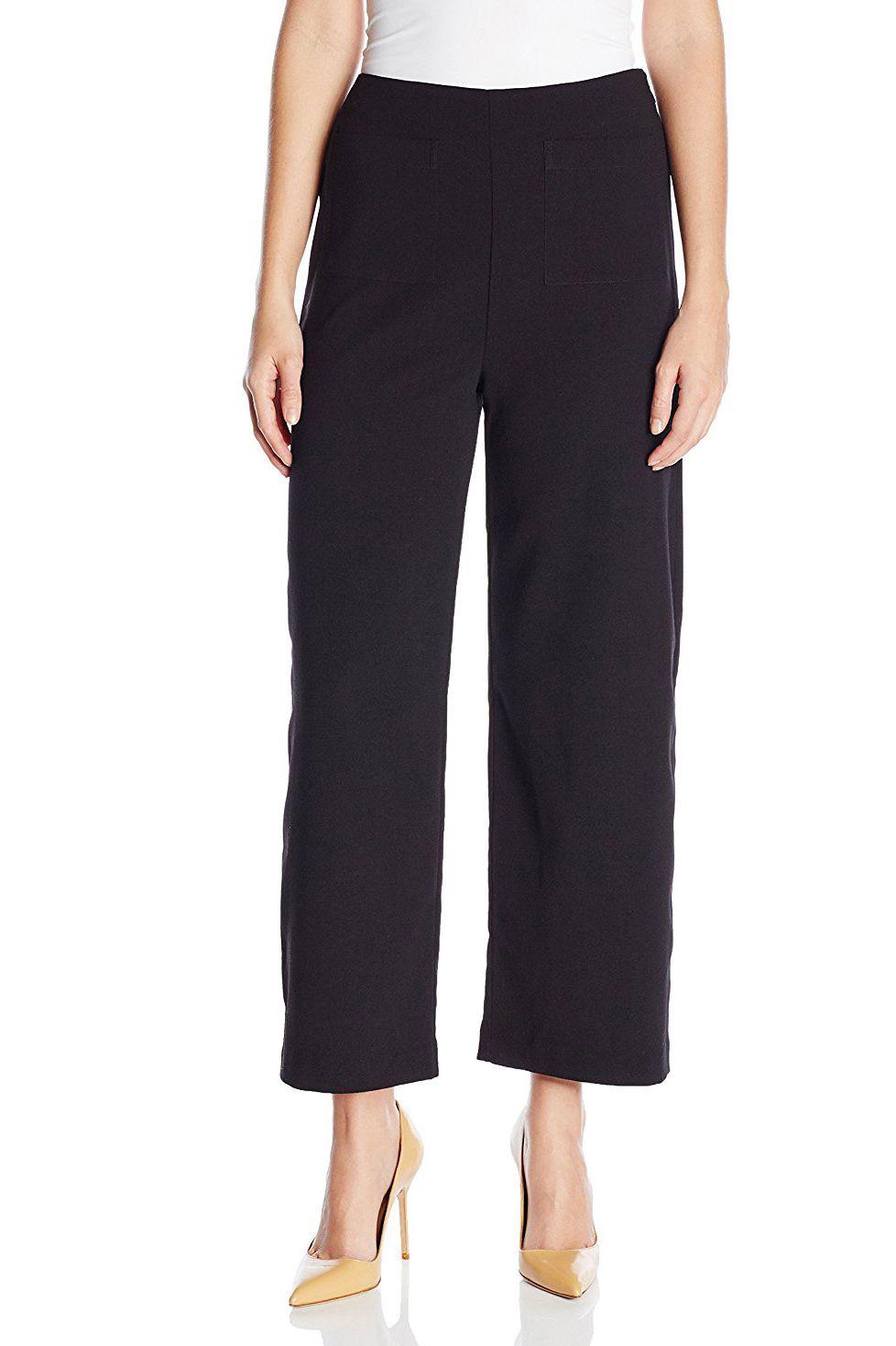 Lark & Ro Women's Patch Pocket Pant