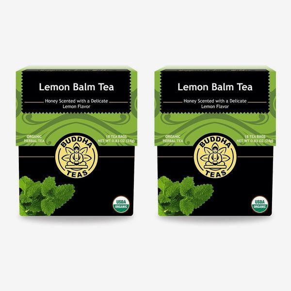 Buddha Teas Organic Lemon Balm Tea