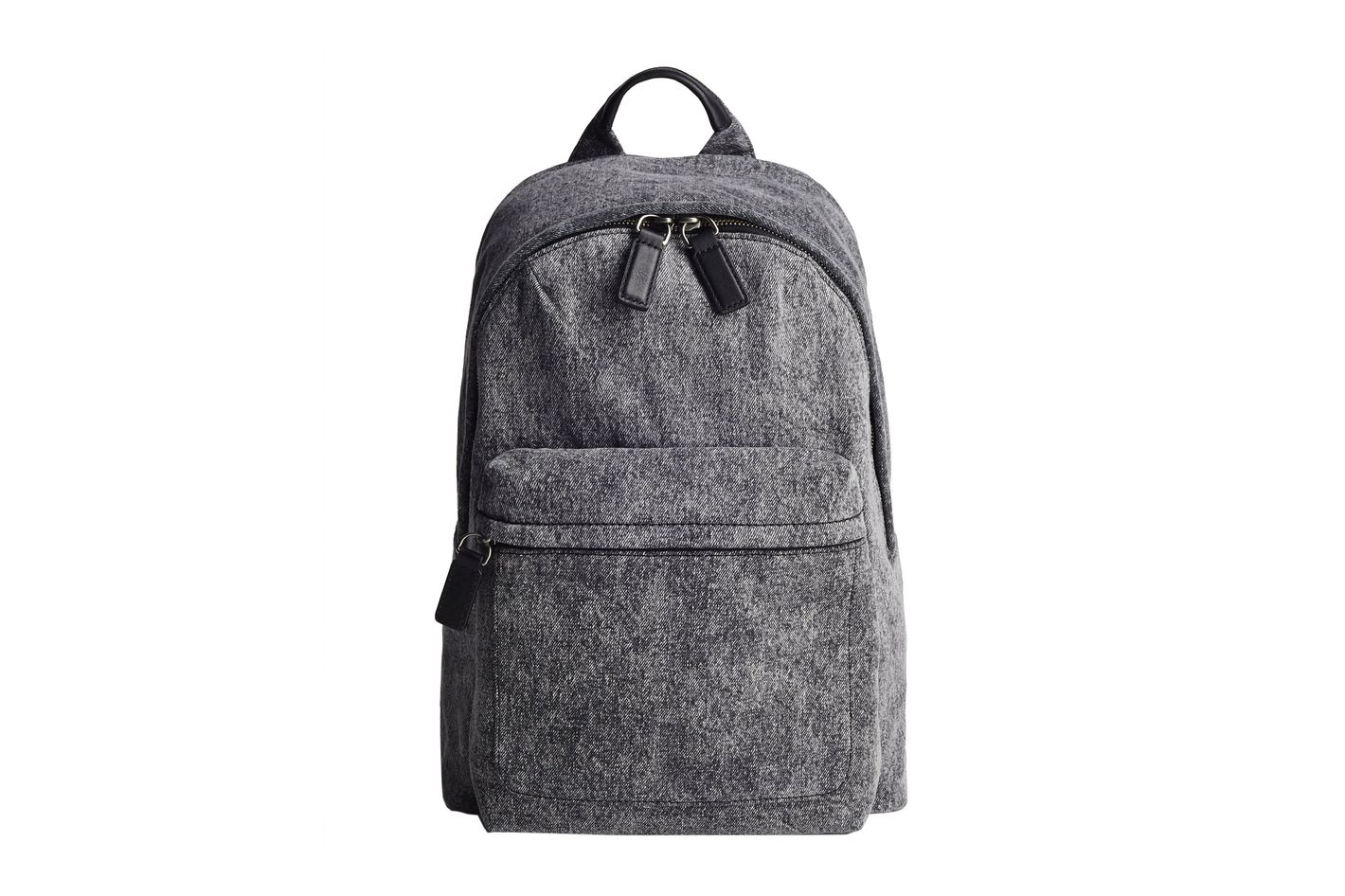 Marc Jacobs Denim Biker Backpack