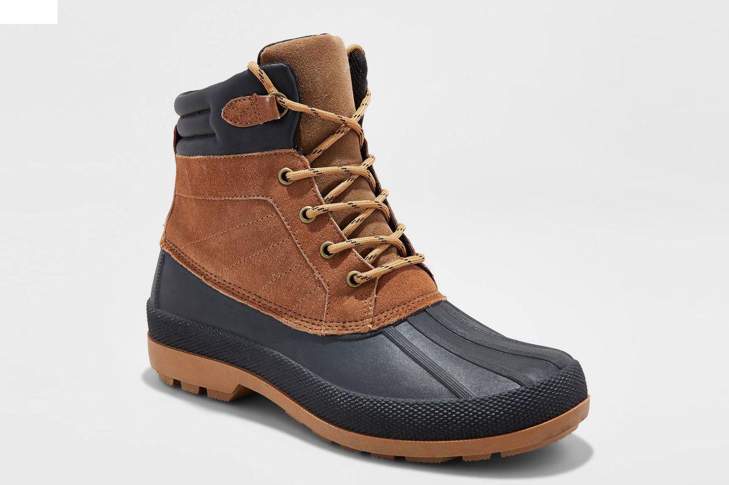 Marco Tan Winter Boot