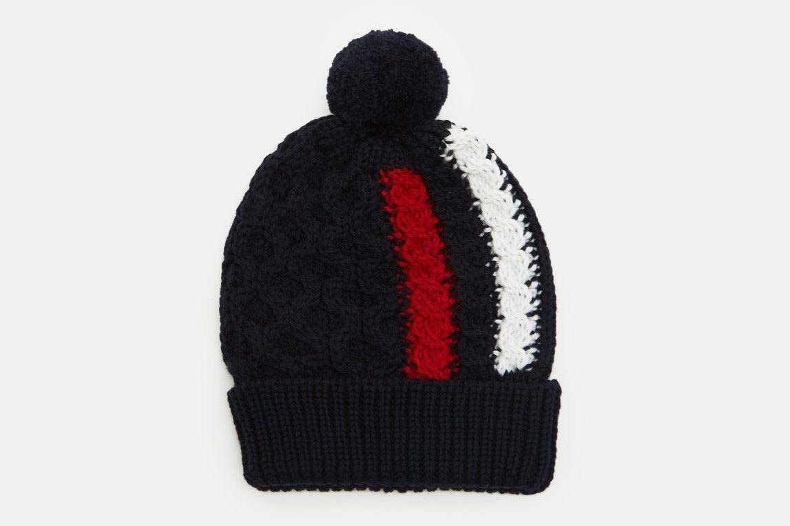 Thom Browne Aran Cable Hat