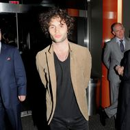 Penn Badgley==         The Cinema Society & Calvin Klein Collection host a screening of