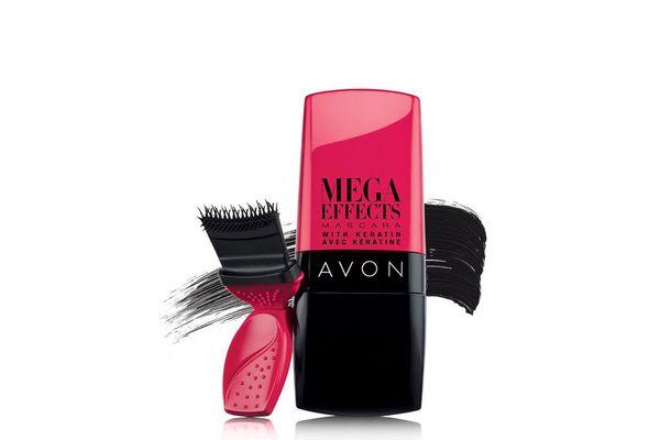 Avon Mega Effects Mascara with Keratin