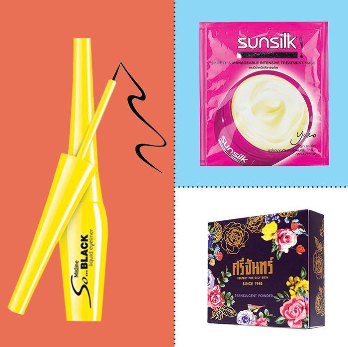Best Thai Drugstore Beauty Products On Amazon 2017