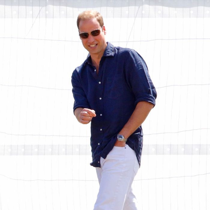 Prince William.
