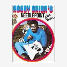 Needlepoint for Men by Rosey Grier