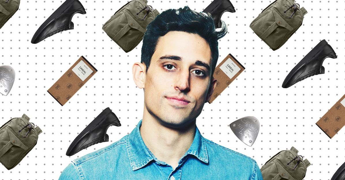 What New York City Ballet Choreographer Justin Peck Can't Live Without
