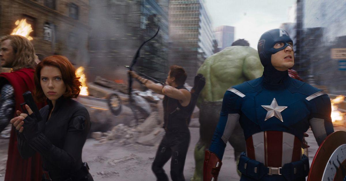 The Avengers Beim Ficken