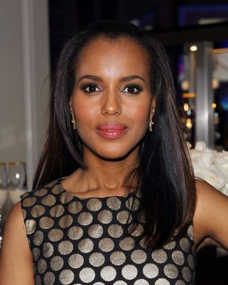 Honoree Kerry Washington attends Variety's 5th Annual Power of Women event presented by Lifetime at the Beverly Wilshire Four Seasons Hotel on October 4, 2013 in Beverly Hills, California.