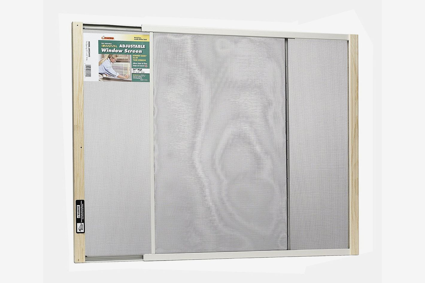 Frost King Adjustable Window Screen