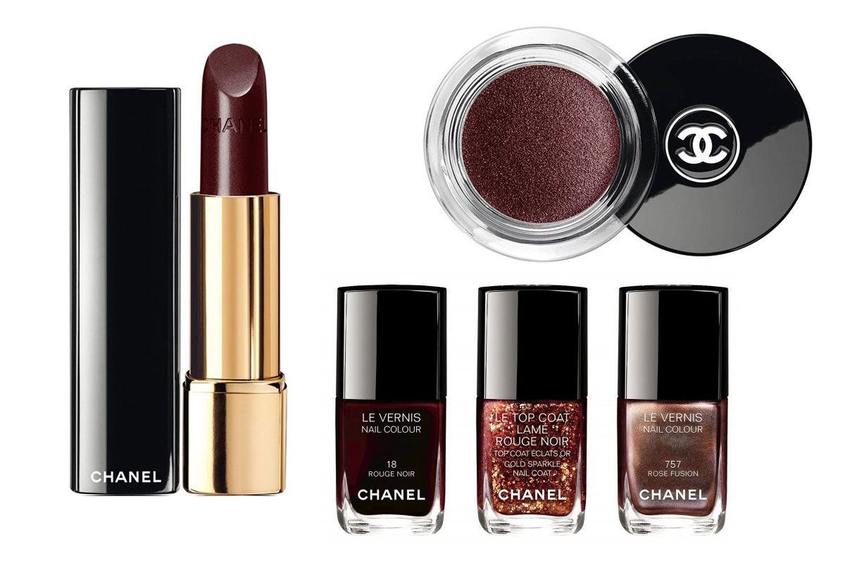 Chanel Has A New Lipstick For Your Dark Tortured Soul