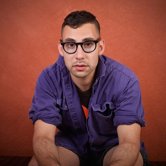 BOSTON, MA - SEPTEMBER 06:  Musician Jack Antonoff of Bleachers poses for a portrait during the 2014 Boston Calling Music Festival, attended by 45,000 fans, at Boston City Hall Plaza on September 6, 2014 in Boston, Massachusetts.  (Photo by Paul Marotta/Getty Images)