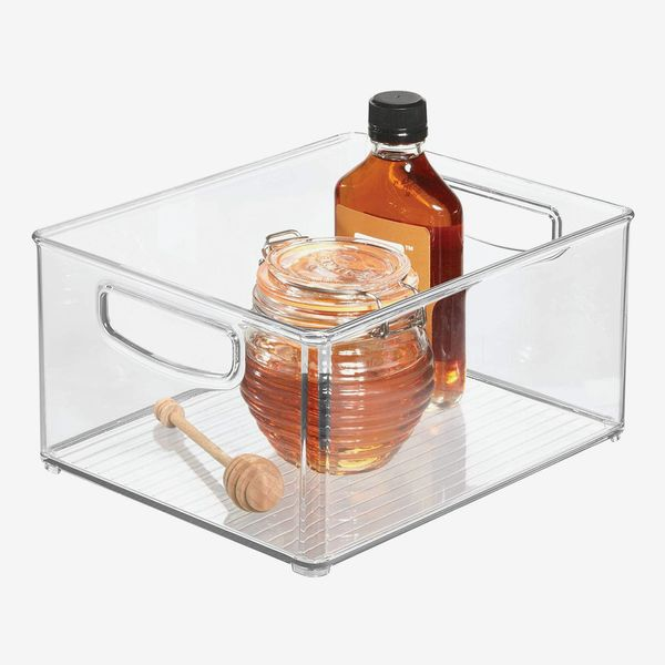 iDesign Linus Plastic Storage Bin