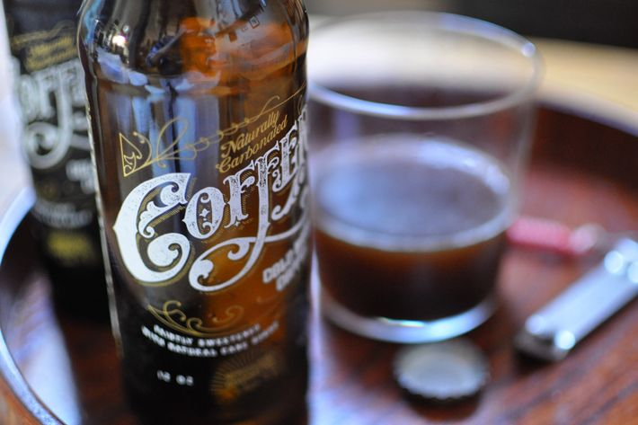 It's the Champagne of carbonated cold-brew coffees.