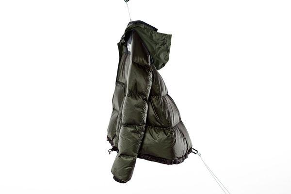 Sacai x The North Face Puffer Coat