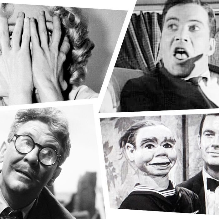 The 50 Best Episodes of The Twilight Zone