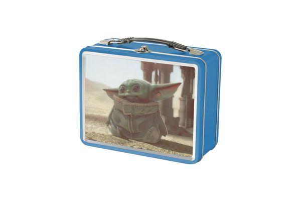 Baby Yoda Lunch Box