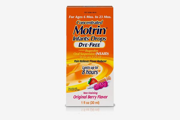 Infants' Motrin Concentrated Drops