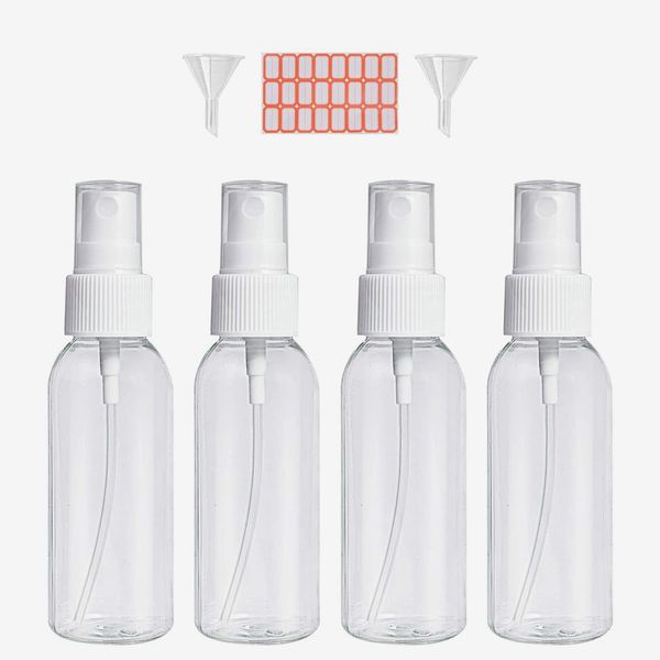 Fine Mist Spray Bottles