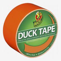 Duck Tape, Neon Orange, 1.88 Inches x 15 Yards