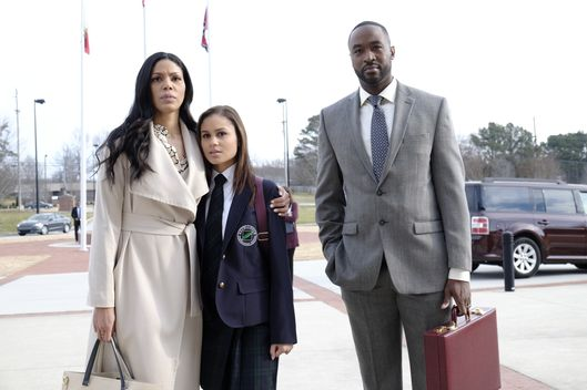 Merle Dandridge as Grace, Desiree Ross as Sophia.