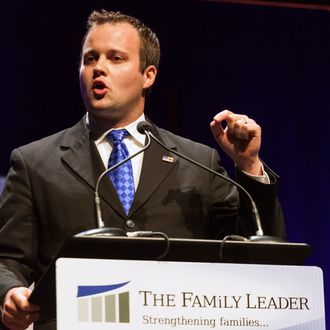 Josh Duggar, Family Values Leader