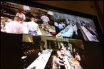 Thomas Keller Can Also Watch His Bouchon Kitchens at the Same Time