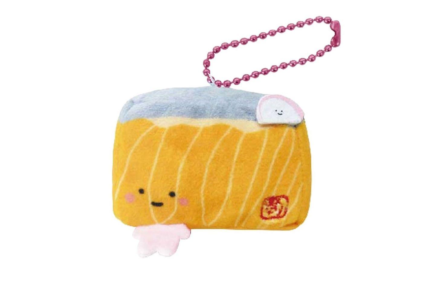 Hannari X Sanriokyarakuta Zu Ball Chain Mascot Kirimi-chan