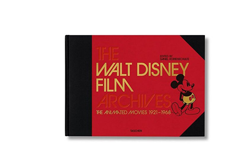 This Massive 624 Page Book From Taschen Is A Comprehensive Overview Of  Disneyu0027s U201cgolden Age Of Animation,u201d And Features Hundreds Of Concept  Paintings, ...
