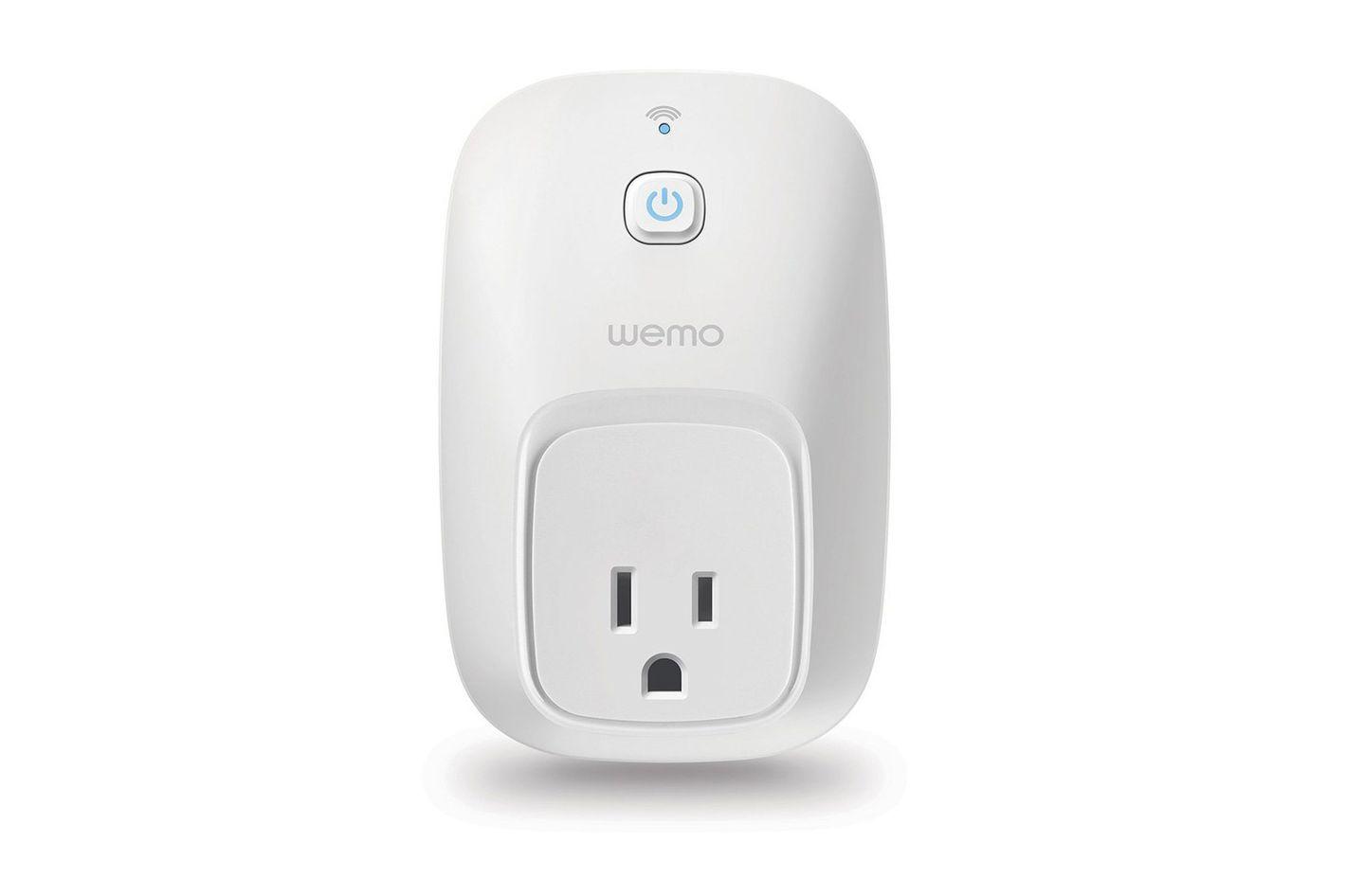 WeMo Smart Switch Plug