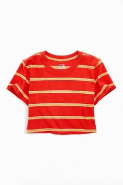 UO Striped Best Friend Tee