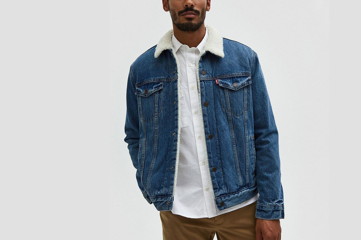 Levi's Needle Park Type III Sherpa Trucker Jacket