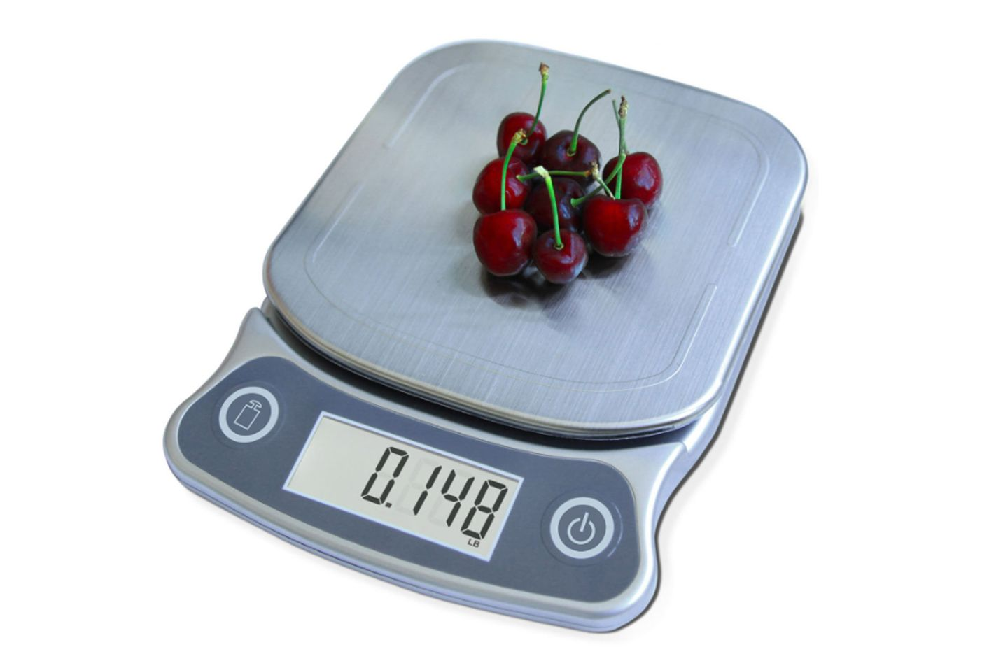 Best Stainless Steel Digital Kitchen Scale With 15 Pound Capacity